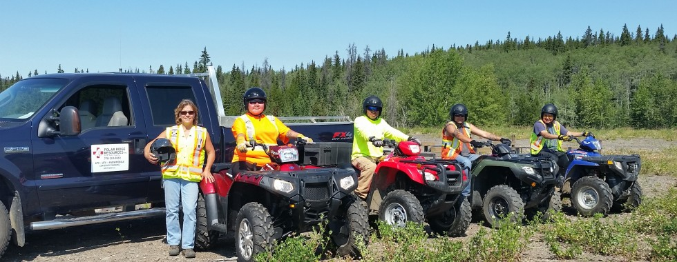 POLAR RIDGE ATV TRAINING II